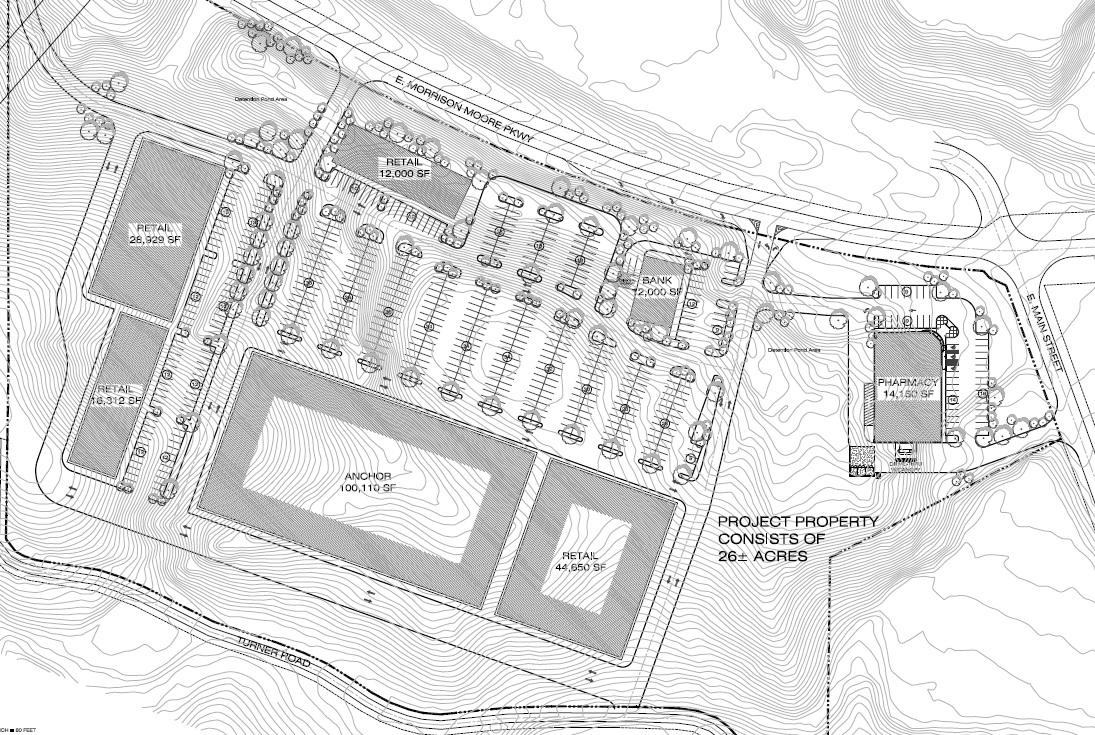 Site Plan Surveys Land Development Professionals LLC – Site Plan Survey